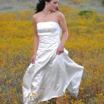 Wedding_Bride in Flowers