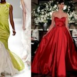 coloured wedding dresses2