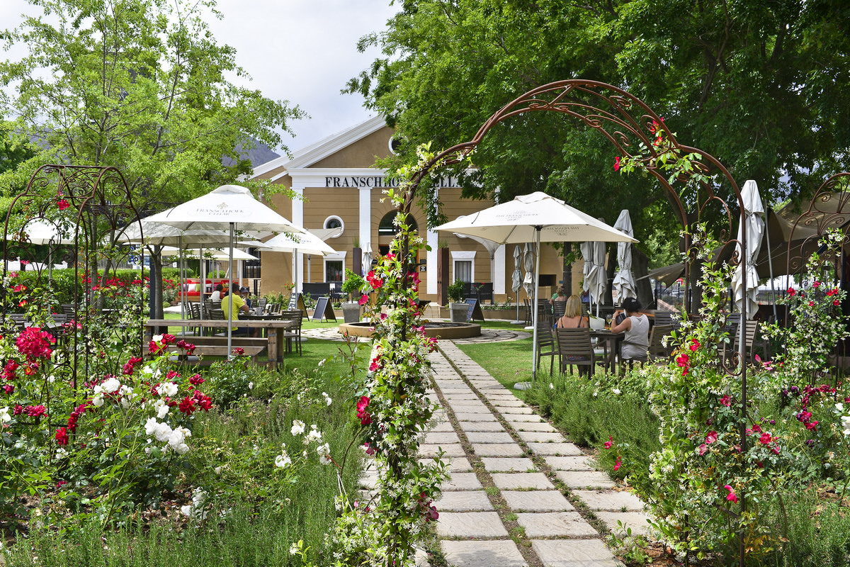 The Franschoek Cellar Wedding Venue
