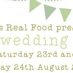 Papa's Real Food Wedding Fair - Invitation Poster copy 2