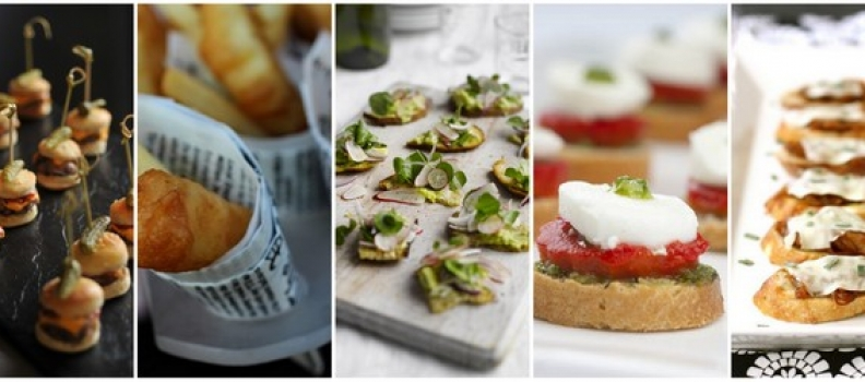 Wedding Food – Canapé Ideas