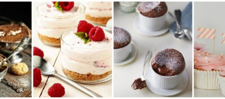 Individual Dessert Wedding Ideas