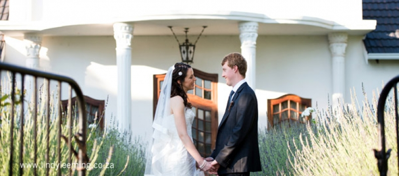 Morgenzon Estate ~ Pretoria Wedding Venue
