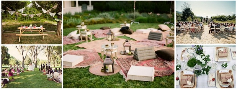 Wedding Trends – Reception Table Trends