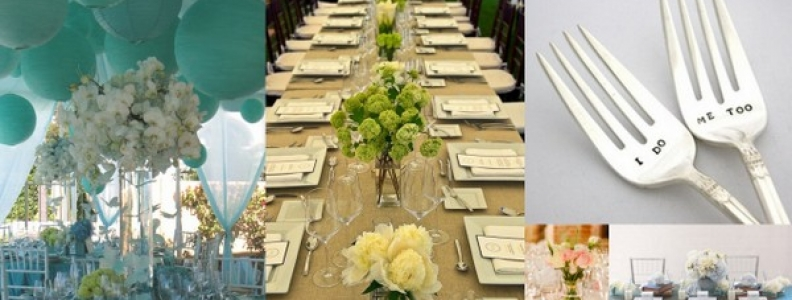Table Settings for your Wedding