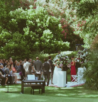 Wedding in Cape Town